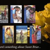 sweet briar series covers